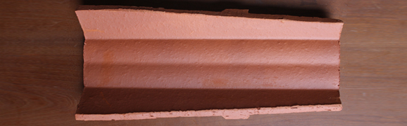 Corbet terres cuites r alisations de tuiles for Tuile tige de botte prix